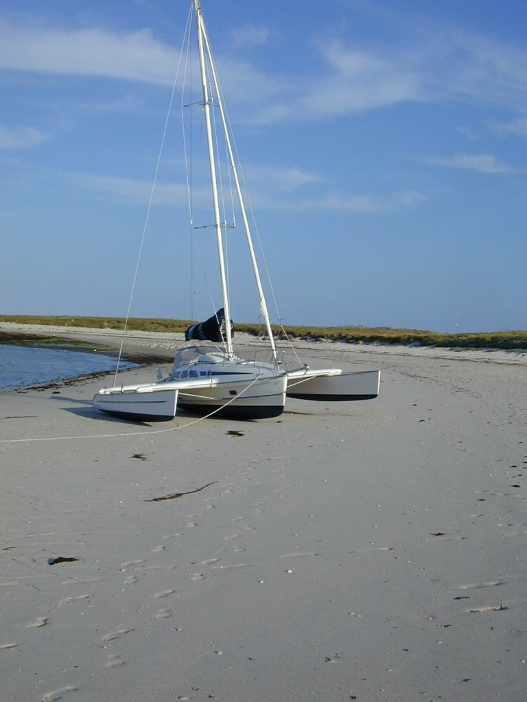 Catamarans for sale DRAGONFLY 920 touring for sale DRAGONFLY